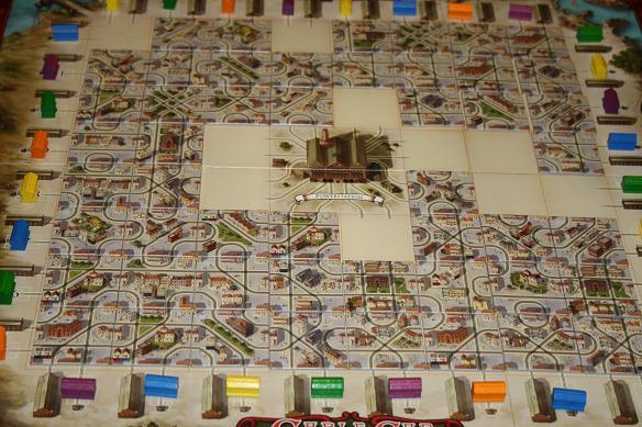 Queen Games San Francisco Cable Car